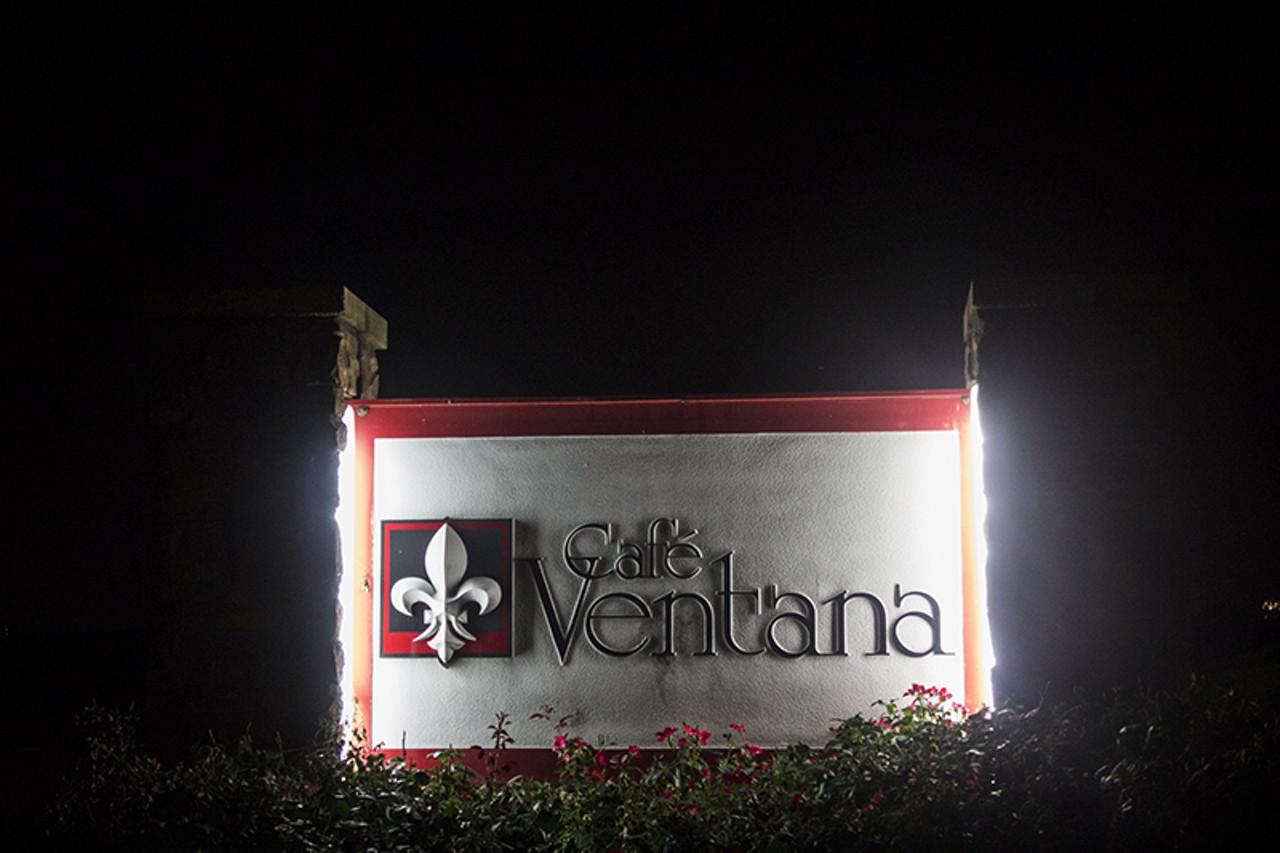 Cafe Ventana Hours