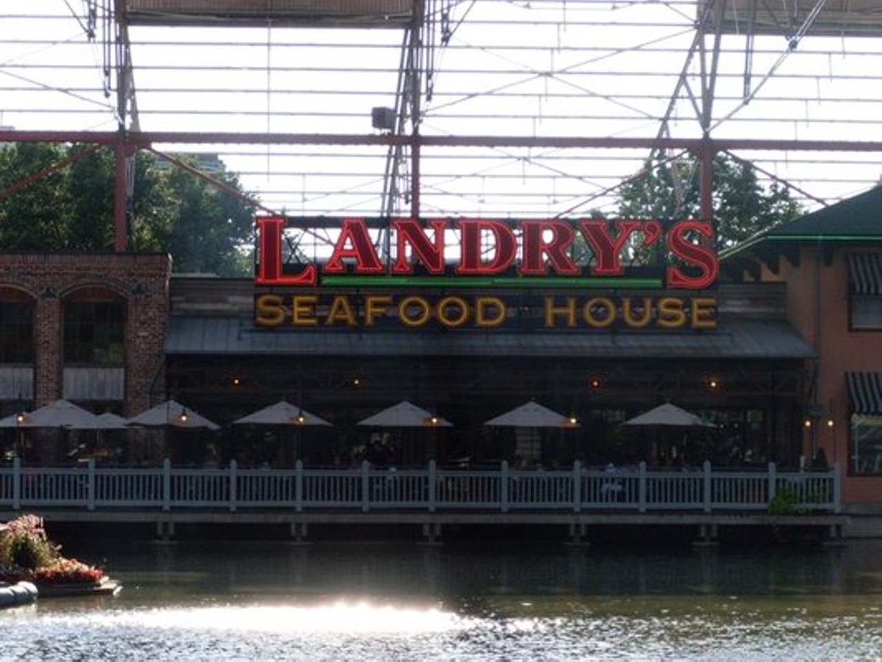 landry 39 s seafood house st louis downtown cajun