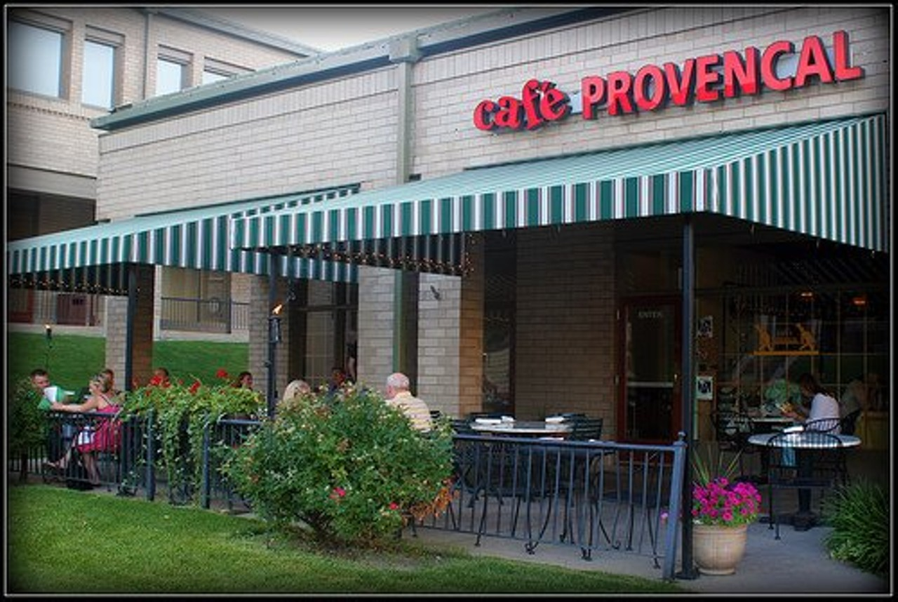 Cafe Provencal St Louis Mo