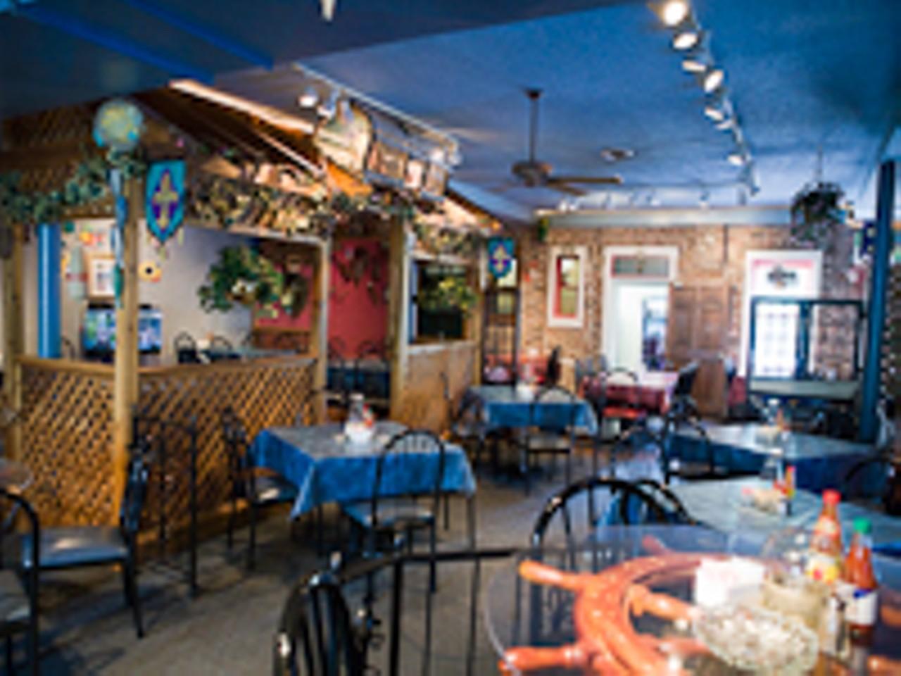 Grahams Grill Bayou Bar Kirkwood American Barbecue Cajun