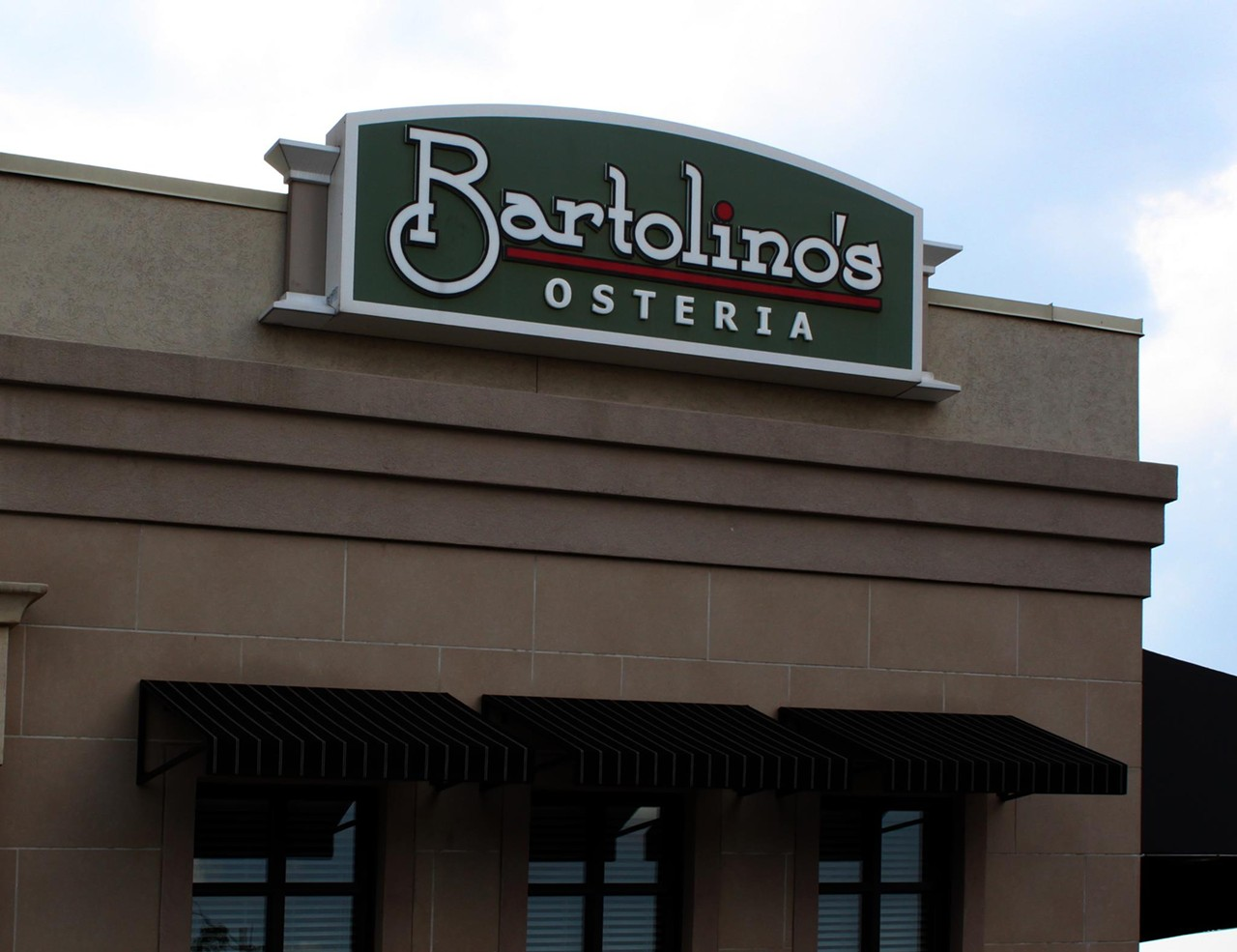 Bartolino 39 s osteria st louis south city italian for Newspace st louis
