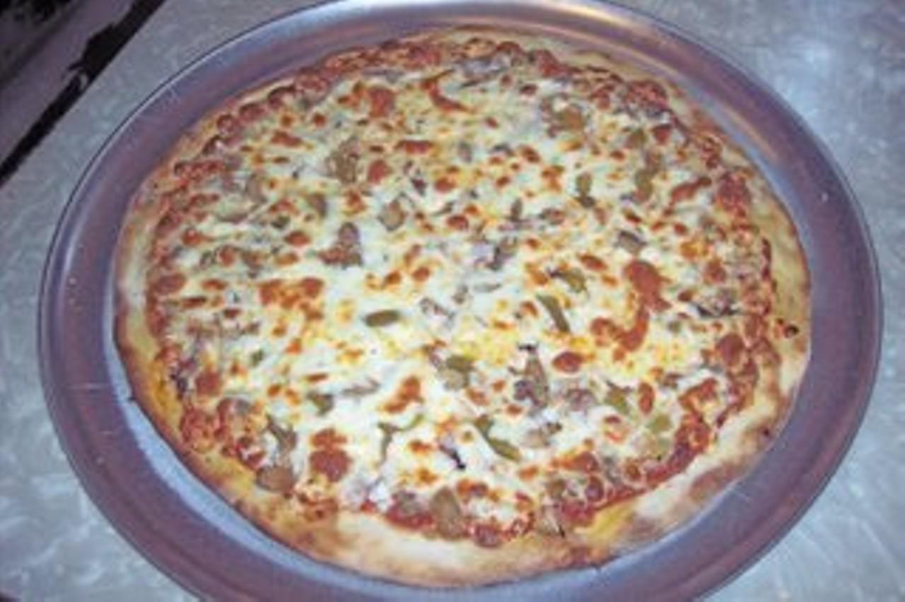 Pizza A Go Go St Louis South City Pizza Restaurants