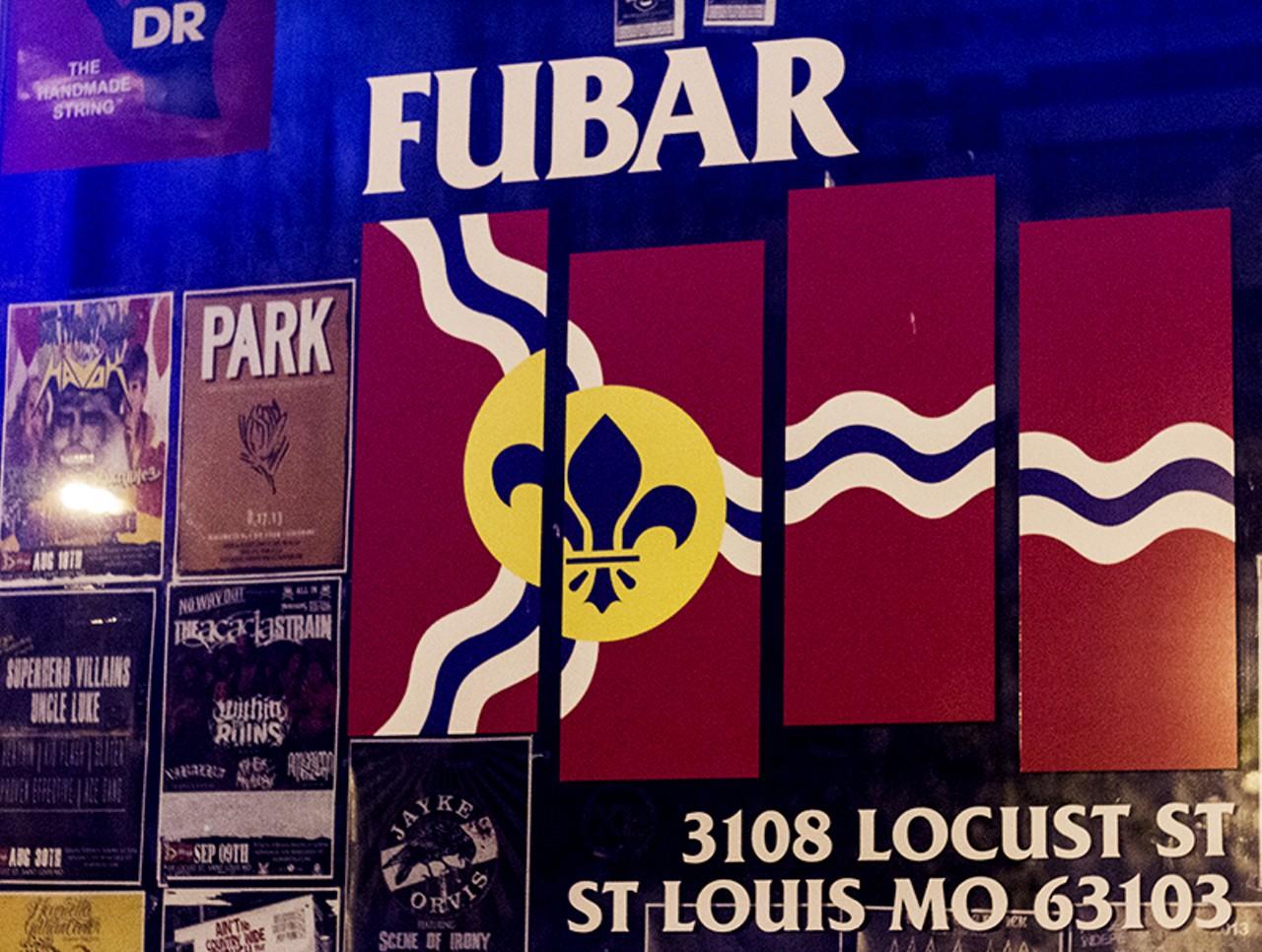 fubar st louis midtown bars and clubs music venues music nightlife. Black Bedroom Furniture Sets. Home Design Ideas