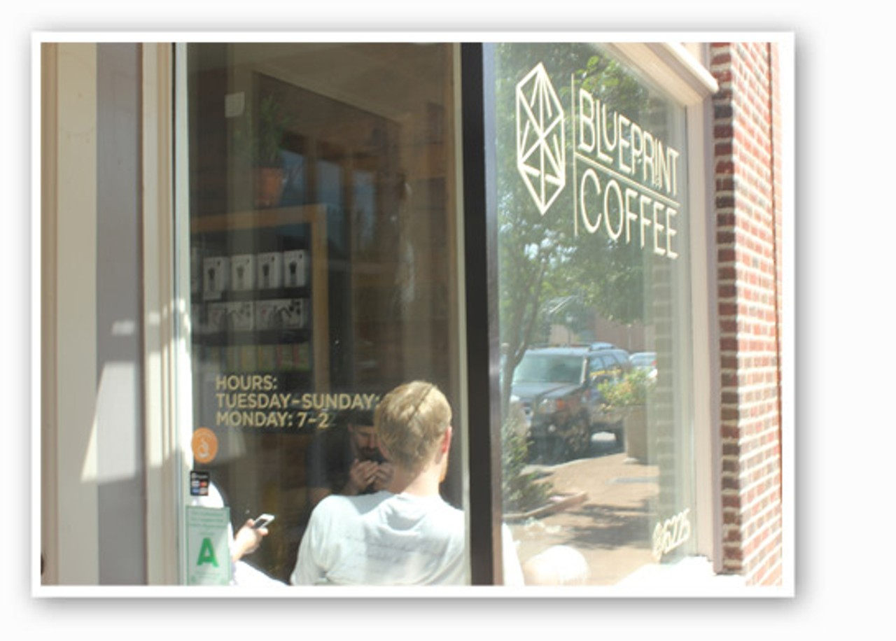 Blueprint coffee delmar the loop cafe restaurants restaurants click to flip through 5 malvernweather Choice Image
