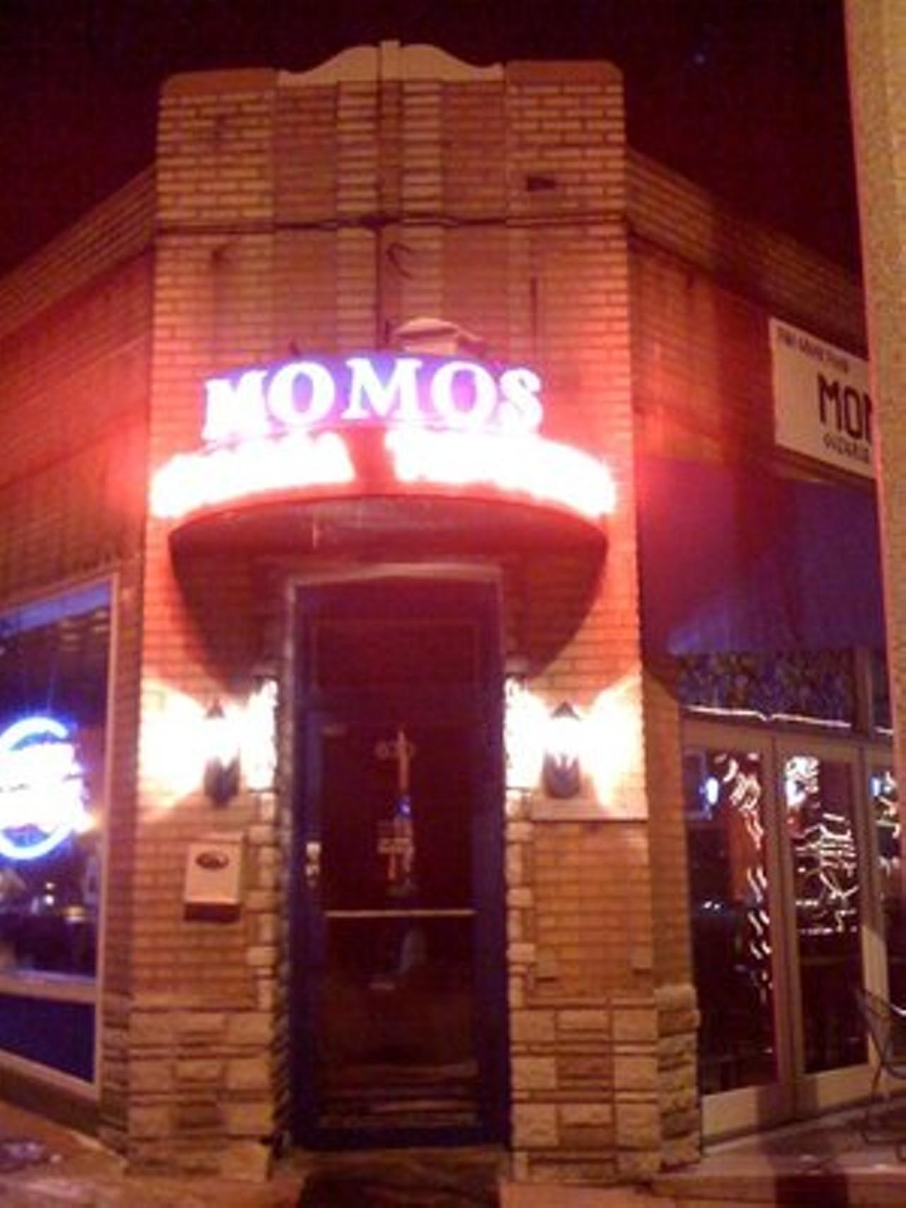 Momos Greek Restaurant Menu St Louis Mo