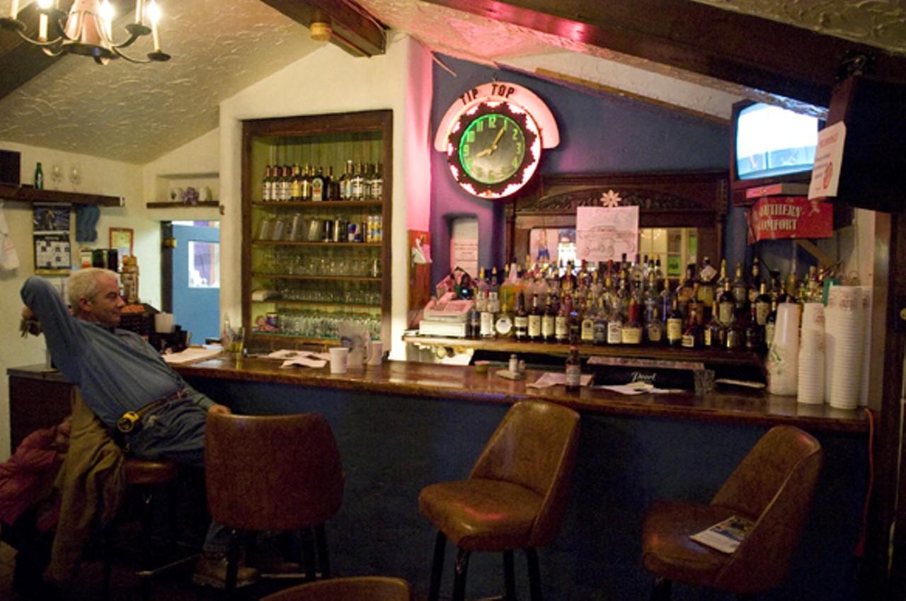 Tip Top Food & Spirits   St. Louis - Soulard   American, Bars and ...