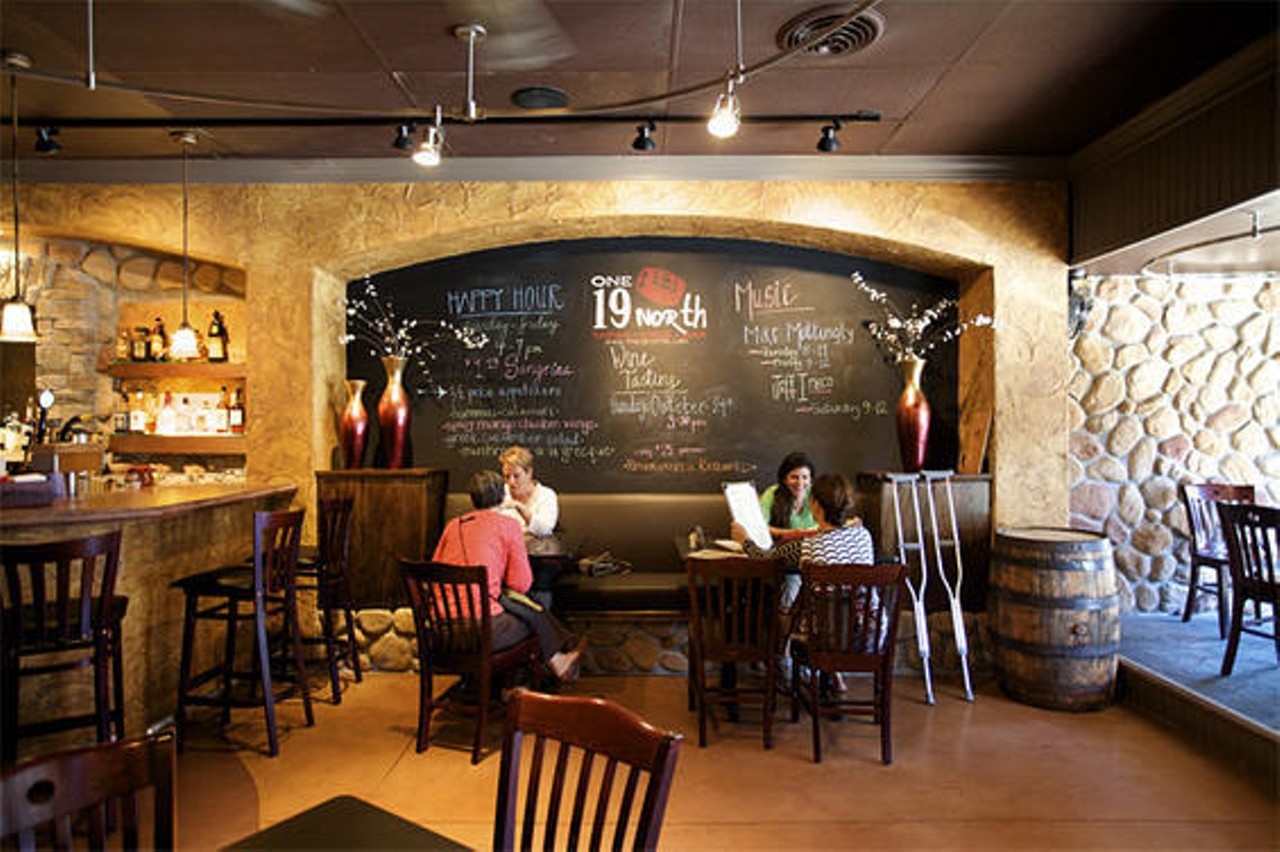 One 19 North Tapas Wine Bar Kirkwood Mediterranean Spanish