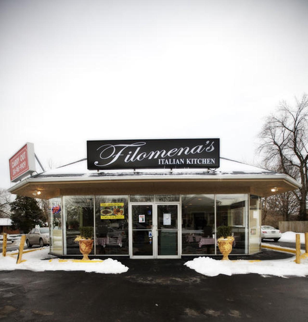 Filomenas Italian Kitchen Kirkwood Italian Restaurants