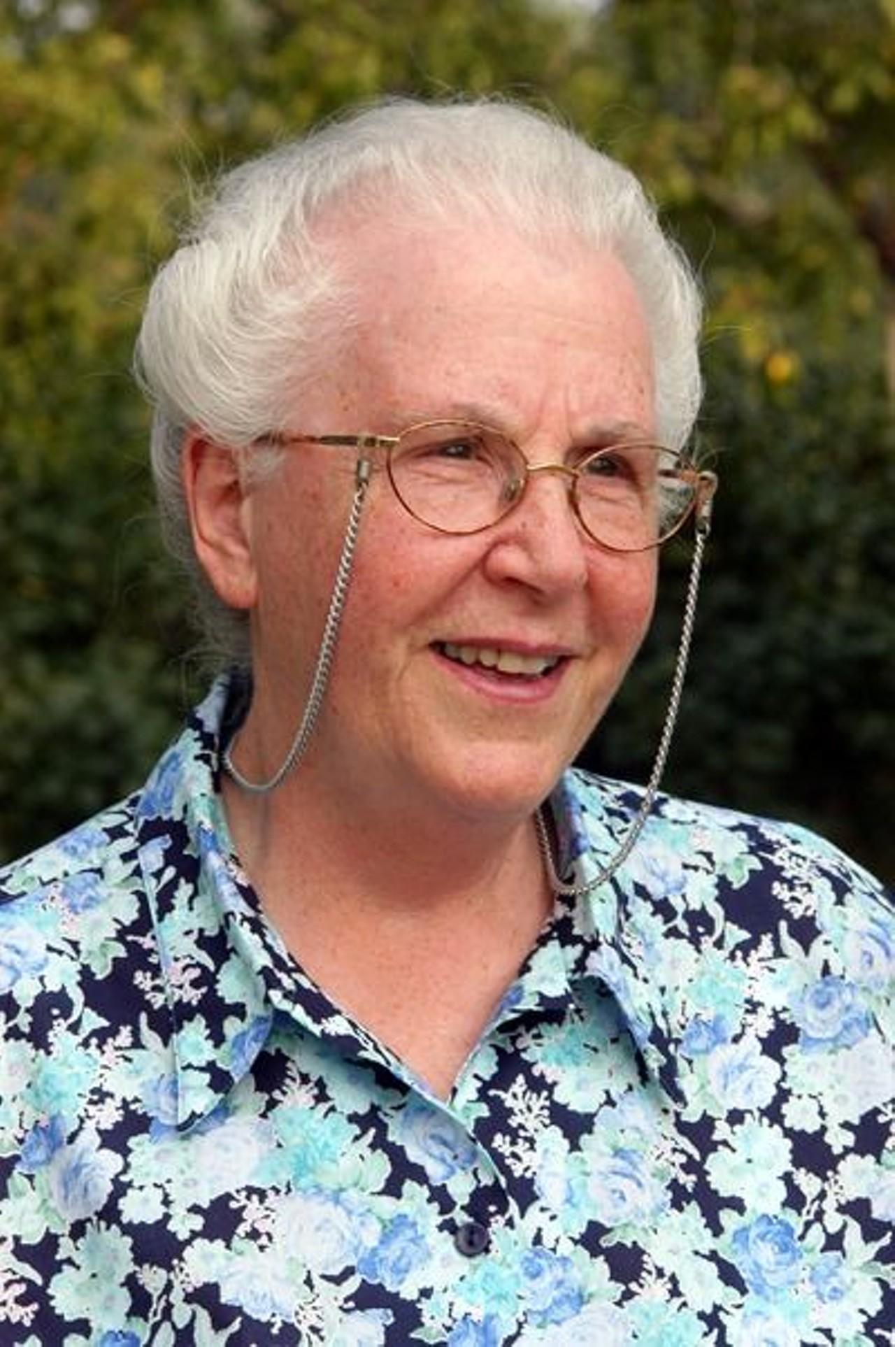Sr. Sue Mosteller, CSJ