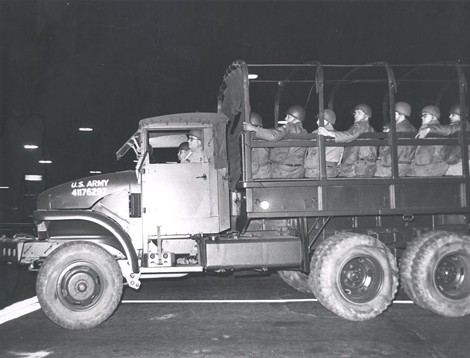 1,500 National Guard troops were required to restore order. - PHOTO COURTESY THE CITY OF ROCHESTER, ROCHESTER, NEW YORK
