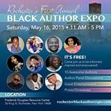 2015 Black Author Expo flier