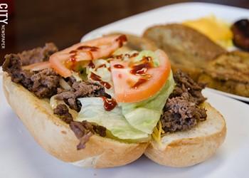 DINING REVIEW: Brooks Landing Diner