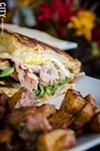 A Harvest Cristo sandwich from Harvest Cafe.