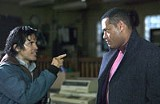 FOCUS FEATURES - A junkies energy, a dealers gravitas: John Leguizamo and Laurence Fishburne.