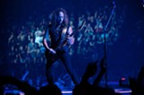 "PHOTO COURTESY PICTUREHOUSE - A scene from ""Metallica: Through the Never."""