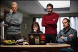 "PHOTO COURTESY DREAMWORKS PICTURES - A scene from ""The Fifth Estate."""