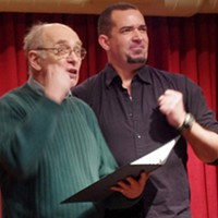 """THEATER: """"The 24-Hour Plays"""" A team of local actors, writers, directors, and producers have been working tirelessly since 9 p.m. Sunday to create several short plays completely from scratch in just 24 hours. See what they came up with! (Monday 9/23 8 p.m. at Writers & Books. $10.) PHOTO PROVIDED"""
