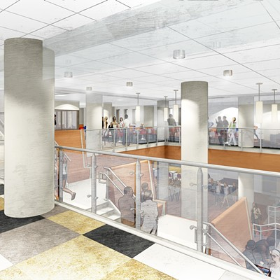 MCC Downtown campus renderings