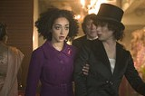 "SONY PICTURES CLASSICS - A world of their own: Ruth Negga and Cillian Murphy in ""Breakfast on Pluto."""