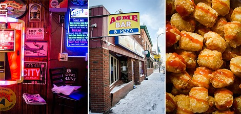 Acme Bar and Pizza on Monroe Ave. - PHOTO BY MARK CHAMBERLIN