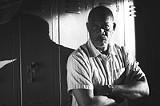 WARNER BROS. - Ahead by miles: Morgan Freemans golden performance in Million Dollar Baby.