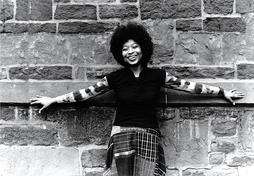 """Alice Walker: Beauty in Truth"" - PHOTO PROVIDED"