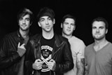 PHOTO PROVIDED - All Time Low will play the Main Street Armory on Tuesday, May 19.