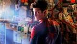 "PHOTO COURTESY COLUMBIA PICTURES - Andrew Garfield in ""The Amazing Spider-Man 2."""