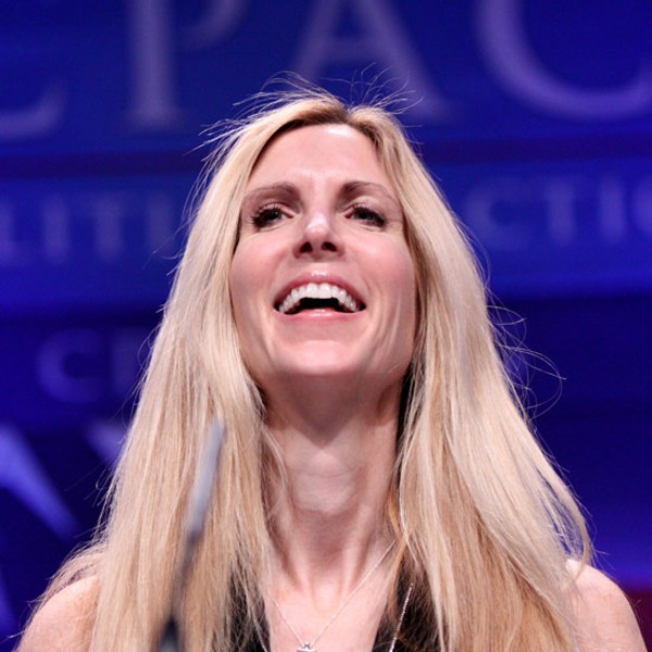 Ann Coulter. PHOTO COURTESY GAGE SKIDMORE