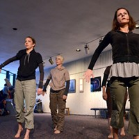 """Anomaly"" at Rochester Fringe  PHOTO BY MATT DETURCK"