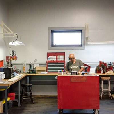 [ Slideshow ] Makerspace