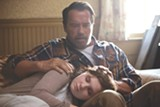 "PHOTO COURTESY LIONSGATE - Arnold - Schwarzenegger and Abigail Breslin in ""Maggie"""