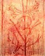KAREN SARDISCO - Art in suspense: Karen Sardiscos Trapeze, seen in the Rochester Biennial.