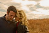 "PHOTO COURTESY MAGNOLIA PICTURES - Ben Affleck and Rachel McAdams in ""To the Wonder."""