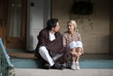 "PHOTO COURTESY A24 - Ben Stiller and Naomi Watts in ""While We're Young."""