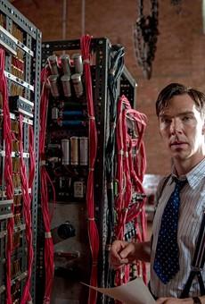 """Benedict Cumberbatch in """"The Imitation Game."""""""