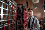 "PHOTO COURTESY THE WEINSTEIN COMPANY - Benedict Cumberbatch in ""The Imitation Game."""