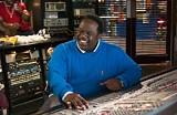 MGM PICTURES - Beware of men with strange names: Cedric the Entertainer in Be Cool.