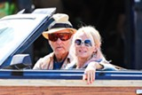 """PHOTO COURTESY THE WEINSTEIN COMPANY - Bill Murray and Naomi Watts in """"St. Vincent."""""""