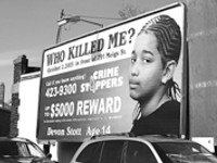 What options for a city 'made for murder'?