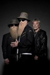 Blues-rock band ZZ Top has been performing for more than 40 years, and has no intention of stopping anytime soon. PHOTO COURTESY ROSS HALFIN