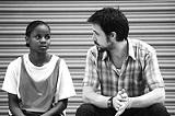 "THINKFILM - Bold moves: Shareeka Epps and Ryan - Gosling in ""Half Nelson."""