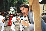 20TH CENTURY FOX - Borat (Sacha Baron Cohen) celebrates The Running of the Jews.