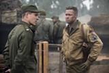 "PHOTO COURTESY COLUMBIA PICTURES - Brad Pitt in ""Fury."""