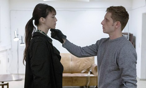 "Charlotte Gainsbourg and Jamie Bell in ""Nymphomaniac: Volume II."" - PHOTO COURTESY TRANSMISSION FILMS"