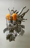"""Cheesedoodle Headress"" by Irvin Climaco Morazan"