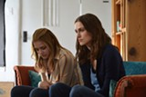 "PHOTO COURTESY A24 - Chloë Grace Moretz and Keira Knightley in ""Laggies."""