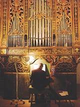 """Christmas at MAG"" Baroque Organ Showcase, Sunday December 17, Memorial Art Gallery."
