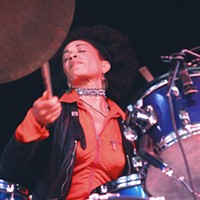 Jazz Fest Retrospective Cindy Blackman