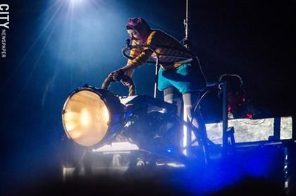 "Circus Orange's ""Tricycle"""
